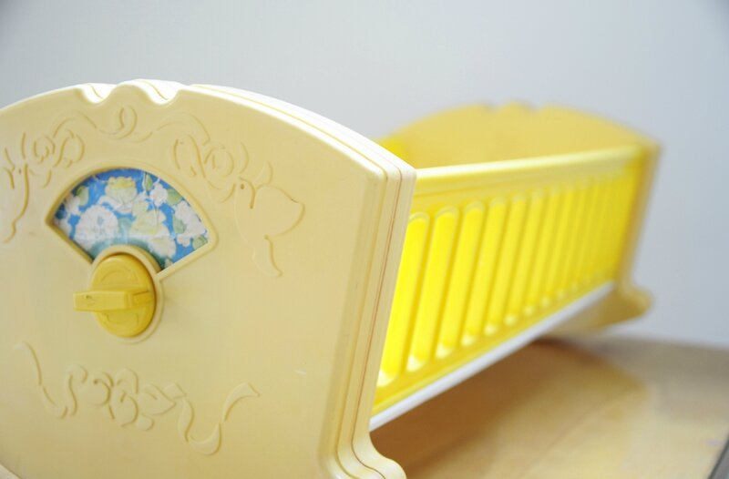 lit fisher price musique