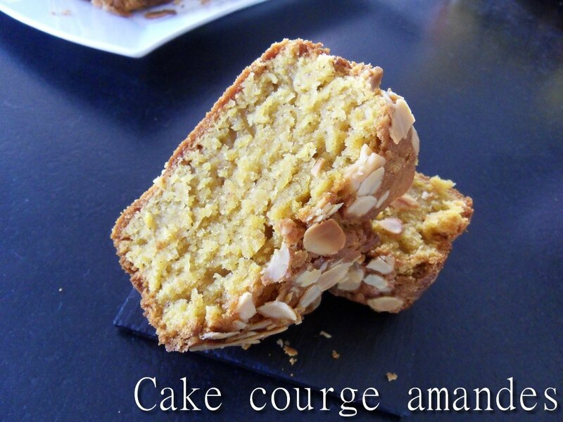 cake courge amandes1