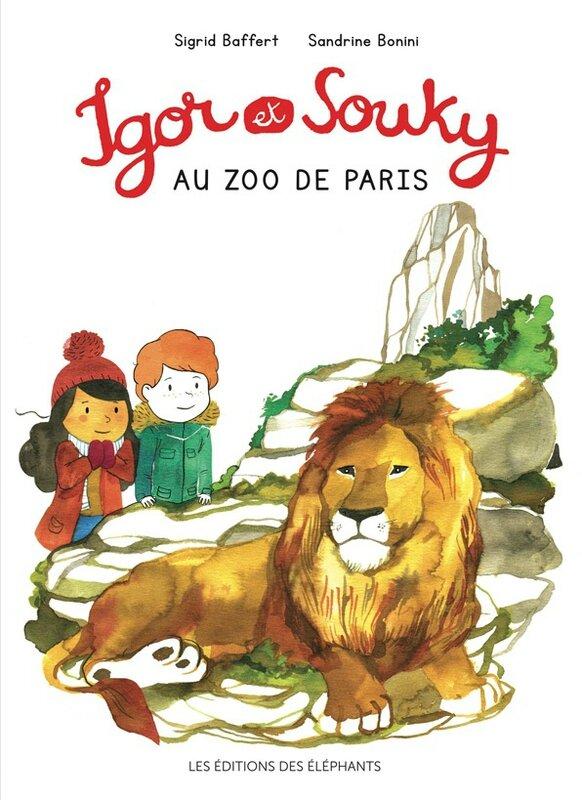 Igor et Souky Zoo Paris