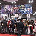 Jeux Nintendo à New York Comic Con