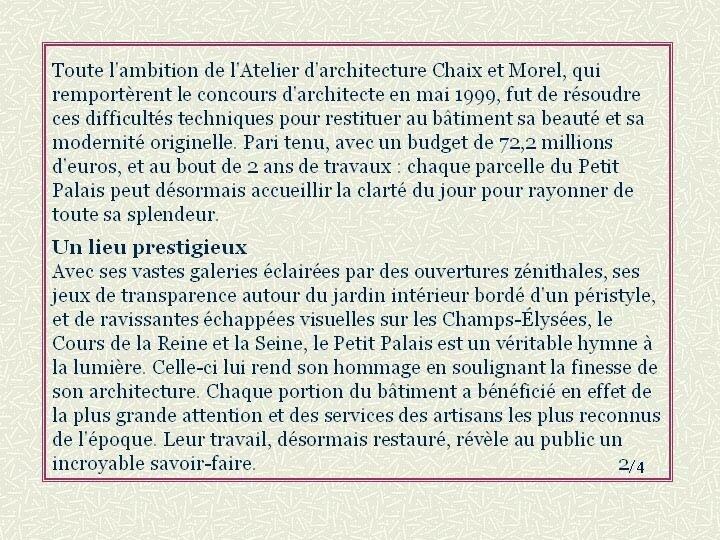 00 - Histoire du Petit Palais - 2