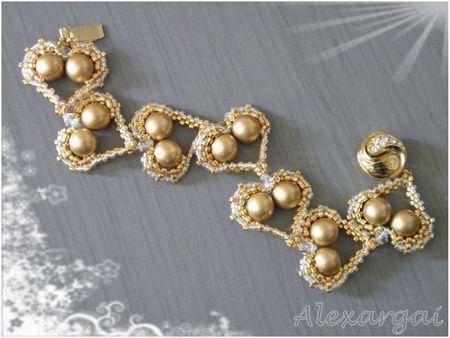 Bracelet Coeurs 2