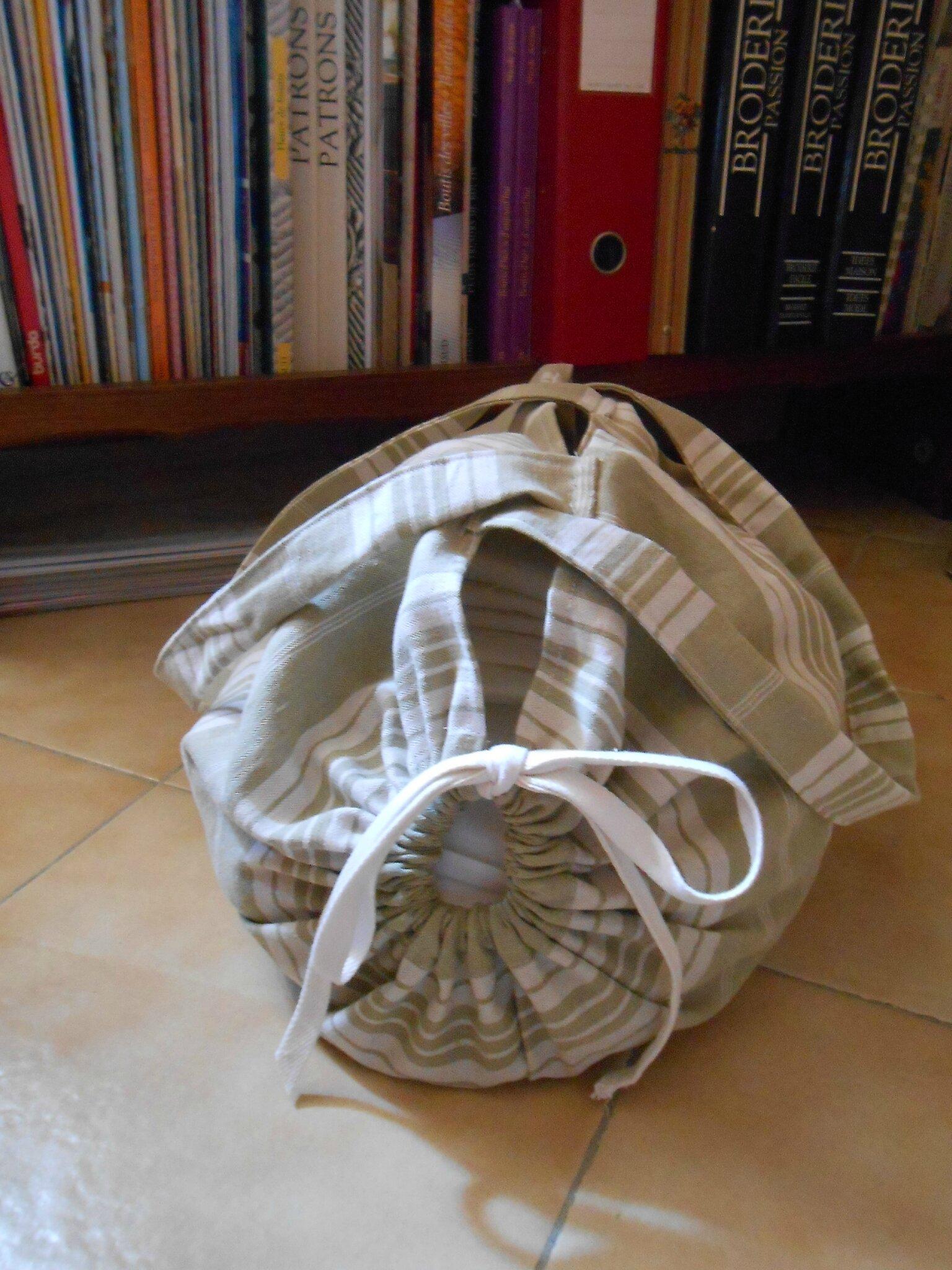 sac boule 5
