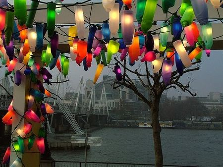 Recylart_lanternes_plastique