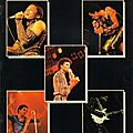 Triumph Tour Program, 1981