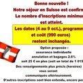 Séjour en suisse confirmé ! yes !!!!!!!!!
