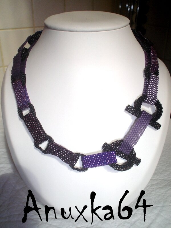 Multiano violet...