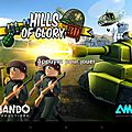 Hills of glory 3d – le hit d'ama ltd à portée de main