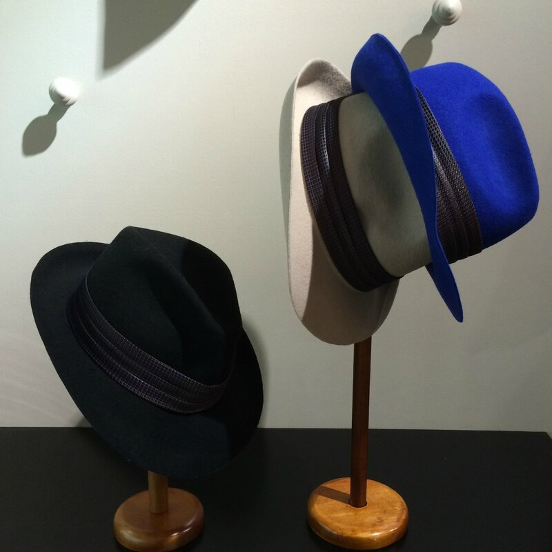 fin septembre 2015 Boutique Avant-Après 29 rue Foch 34000 Montpellier chapeaux laine GI'N'GI made in ITALY TOSCANE (5)