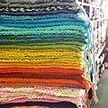 Un arc-en-ciel de couleurs
