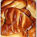 Les p'tits pains au lait de vanessa