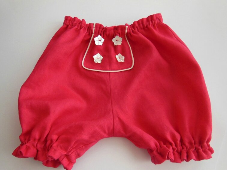 Tenue cookie et cupcake Lou&me12M 1-26