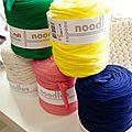Les bobines noodles