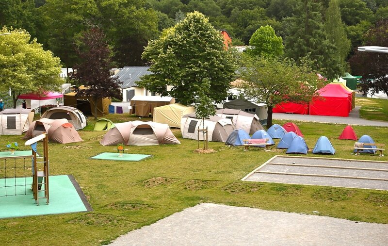 DOMAINE BLANGY 2016 TENTES CAMPING