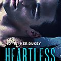 Heartless #1 - mercy de ker dukey