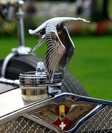 Hispano suiza H6B cabriolet de 1928 (9ème Classic Gala de Schwetzingen 2011) 03