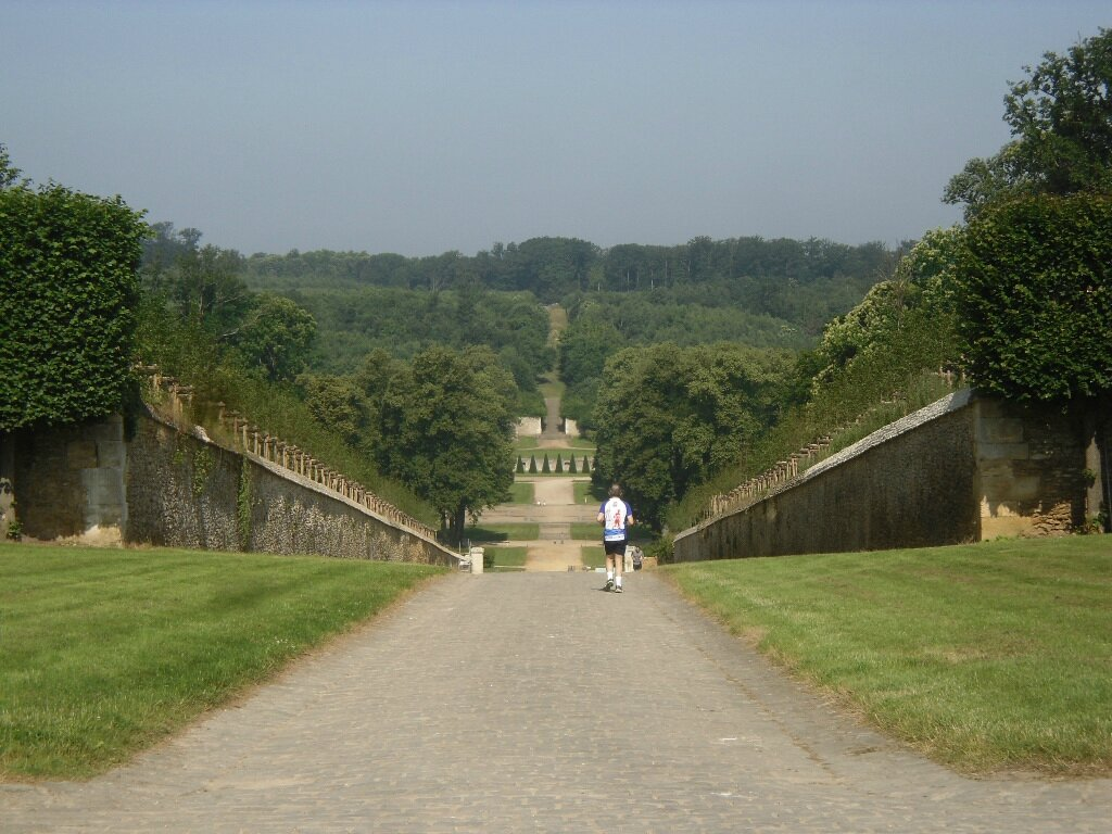 Le parc de marly randonn es en ile de france la - Piscine de marly le roi ...