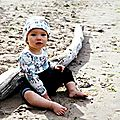 baby bodysuit aarrekid beach