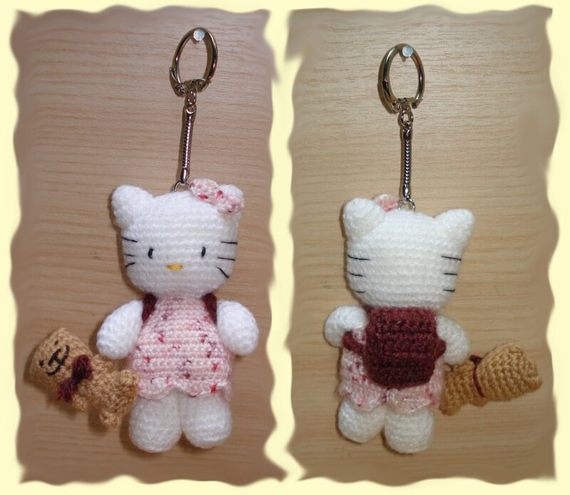 Hello Kitty ecoliere