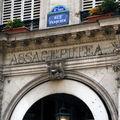 15 - Passage Couvert Puteaux - 33 rue de l'Arcade - 18 rue Pasquier