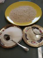 Biscuits aux flocons d'avoine 011