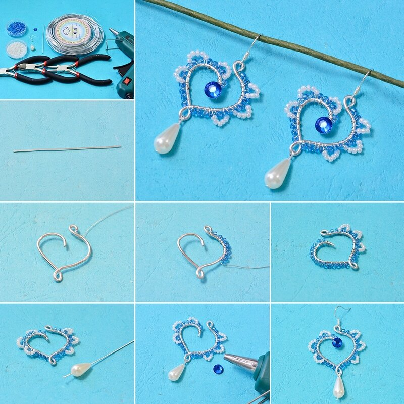 1080-How-to-Make-Wire-Wrapped-Heart-Dangle-Earrings-with-Seed-Beads-and-Pearl-Beads