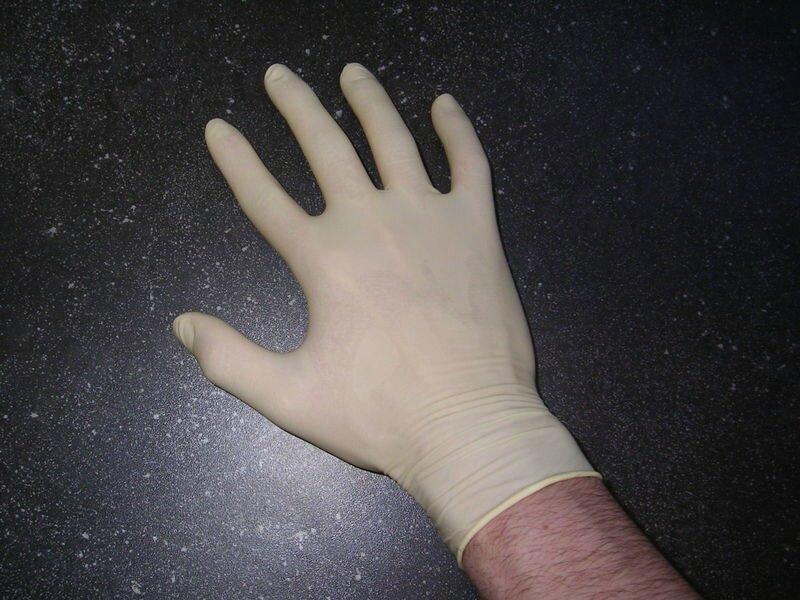 Перчатки хирургические стерильные 7 9