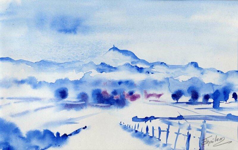 Maithe Andre Puy-de-Dome-en-hiver