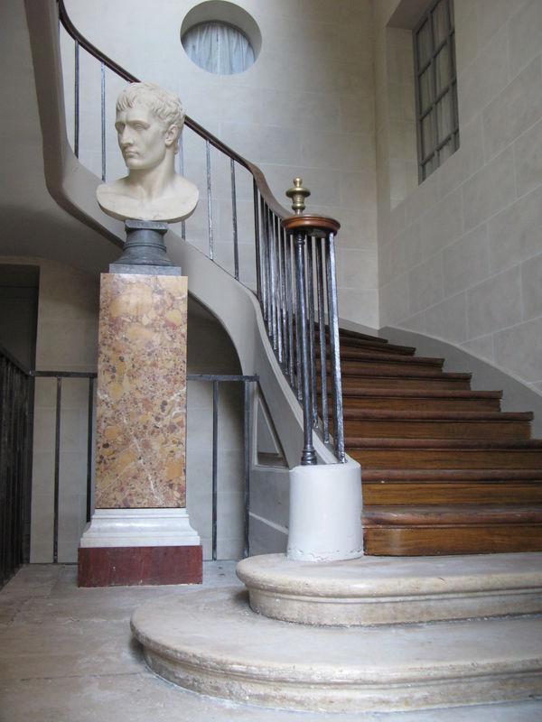 Escalier sud