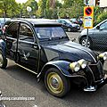 Citroen 2cv custom (retrorencard septembre 2014)