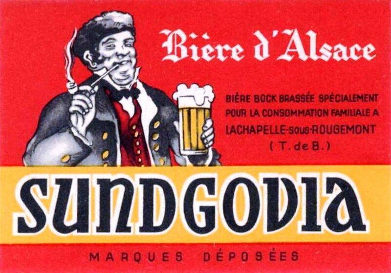 Etiquette Bière Lachapelle-sous-Rougemont
