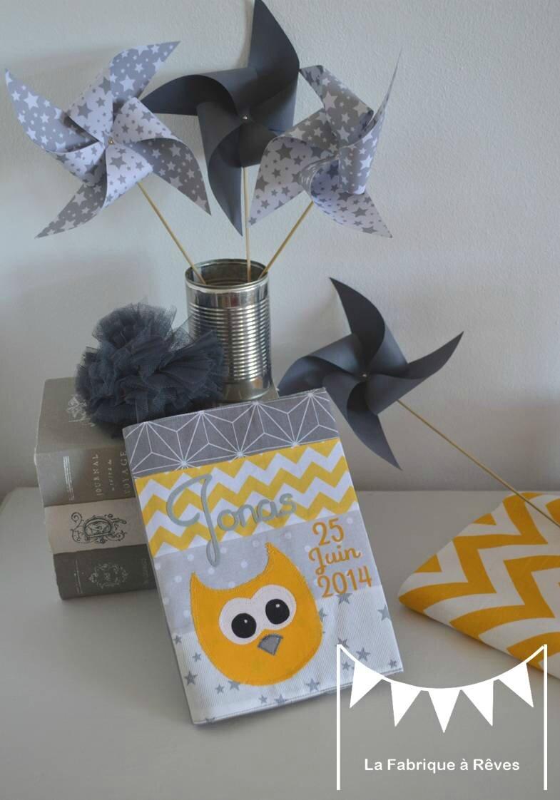 Linge de lit décoration et articles textiles bébé jaune, gris ...