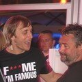 Luc Besson et David Guetta (DJ)