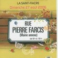 Saint Fiacre 2006