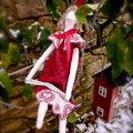Ange de Noël Tilda