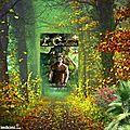 Service presse du boudoir ecarlate : histoires de la forêt : la triade tome 3 : la conclusion (blaine d. arden)