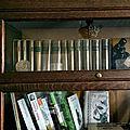 Une bibliothèque en héritage