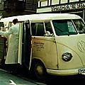 Le combi-van volkswagen fête ses 65 ans !