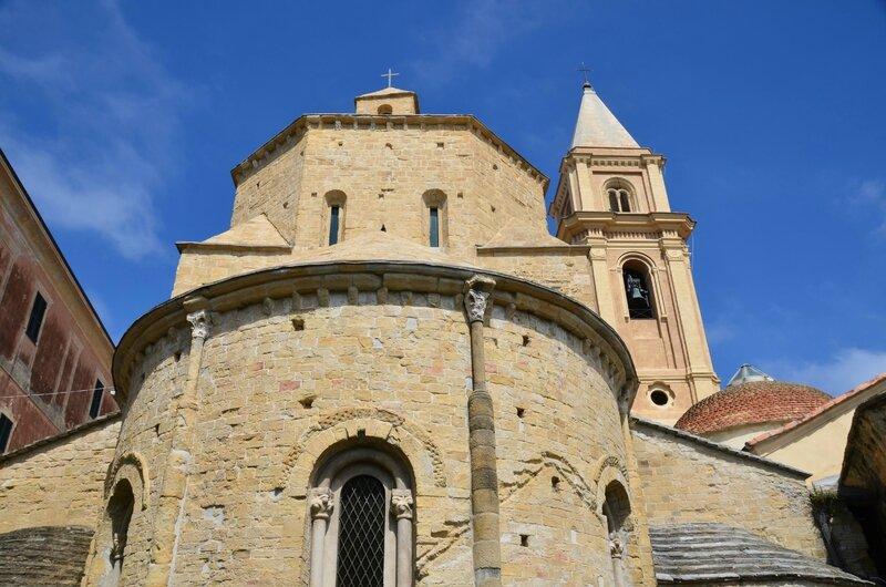 Cathédrale Ventimiglia
