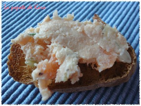 rillettes de saumon copie