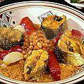 Les meilleures recettes couscous marocain poison