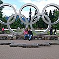 Road trip ouest canadien : etape 3 - whistler, village olympique!