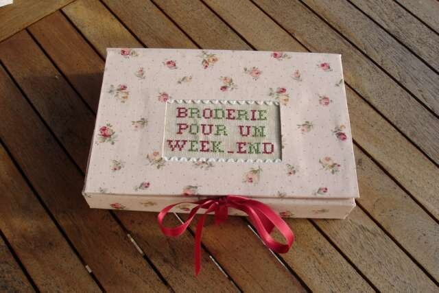 Pochette week-end