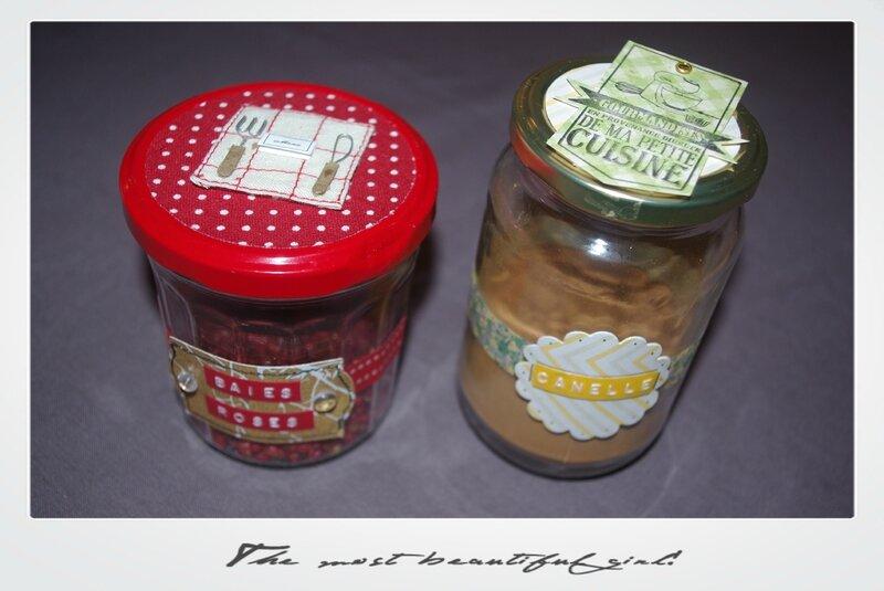 Pots condiments