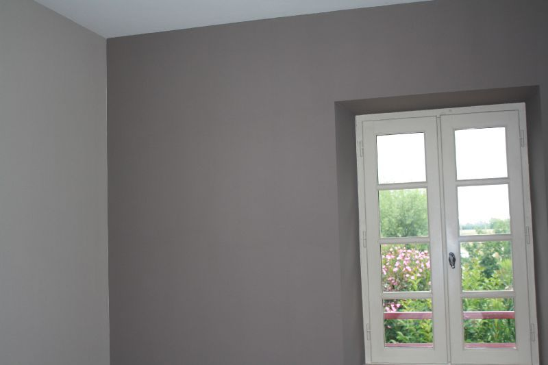 D co salon gris et taupe - Deco salon gris et taupe ...