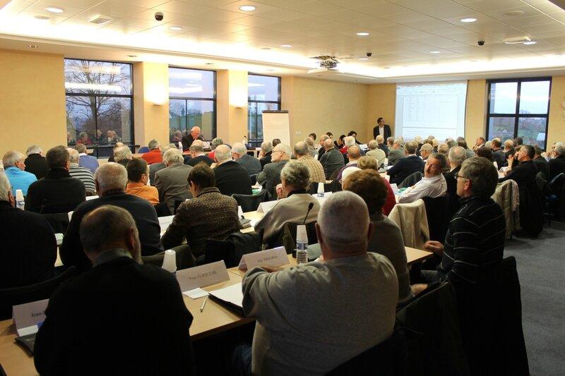 communauté de communes Avranches le Mont-Saint-Michel vote bureau salle
