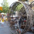 Festival d'avignon (1) - parade off