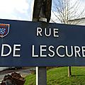 Cerizay (79), rue de Lescure