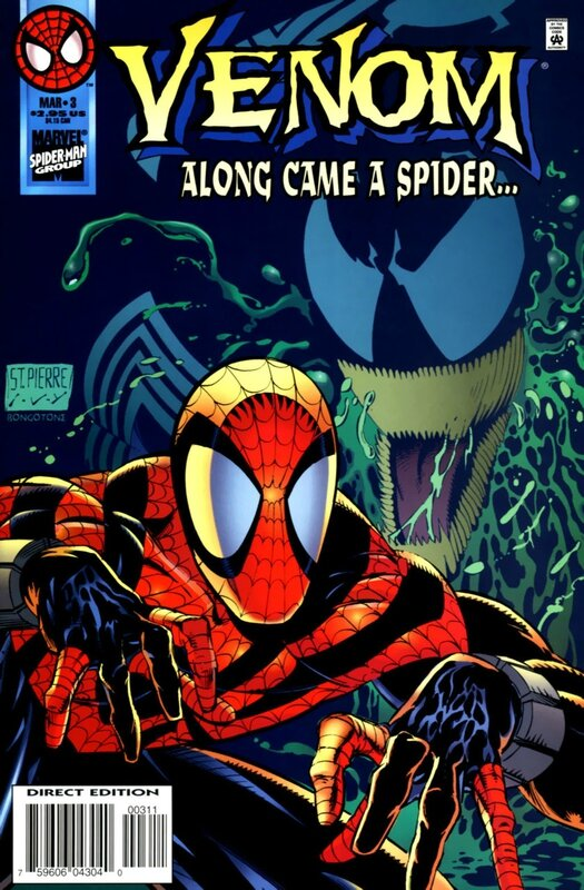venom along came a spider 3