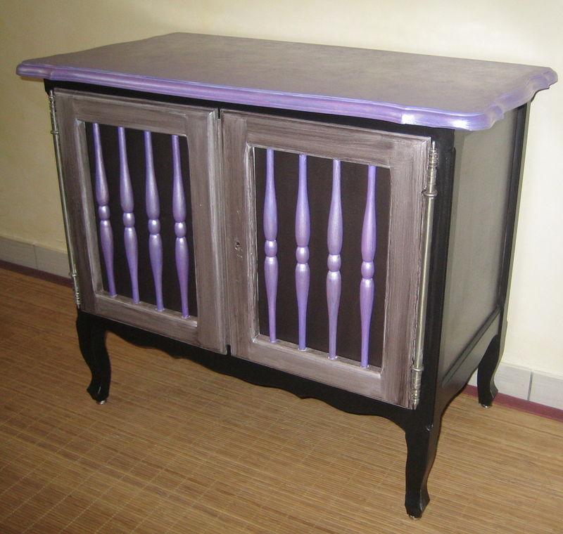 Patine acrylique et pigment photo de 002 les meubles for Patine peinture acrylique